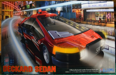model_kit_inventory_deckard_sedan__fujimi__by_styrenerobot-d8mu338